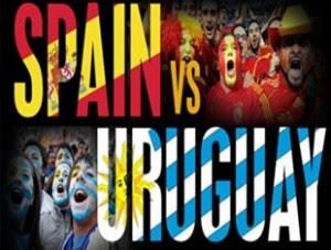 Prediksi Skor Spanyol VS Uruguay