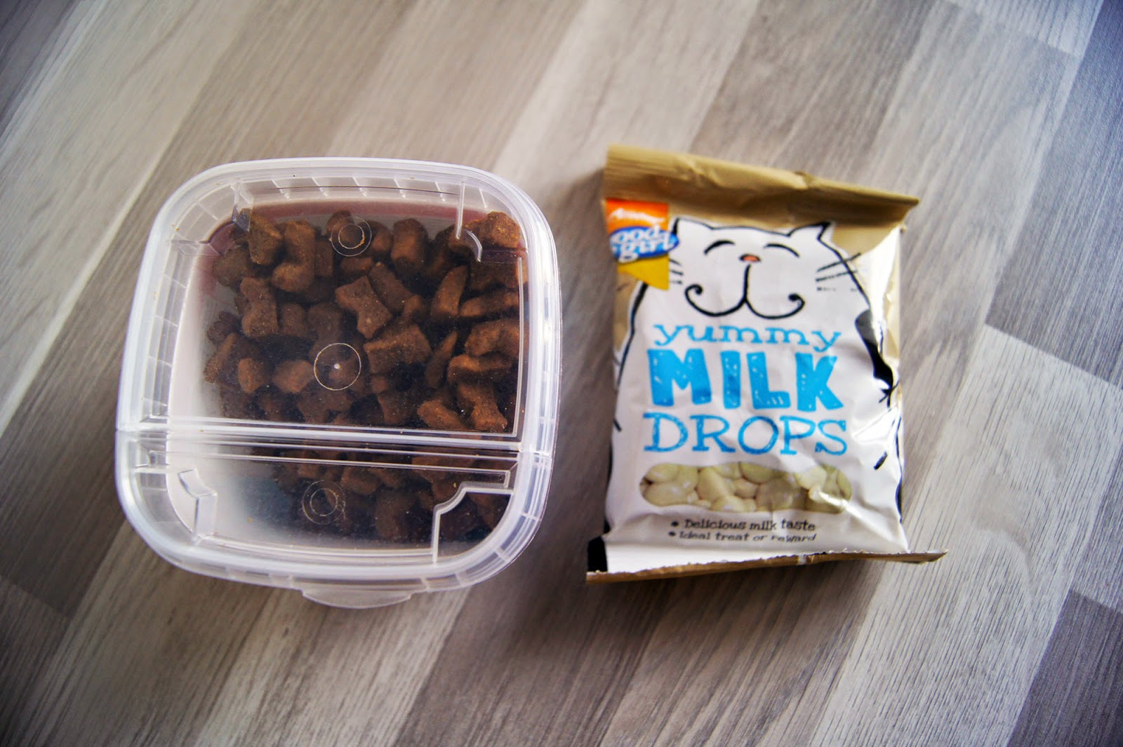 goodgirl milk drops friandises