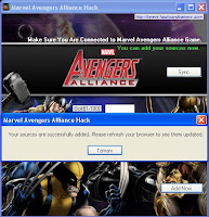 Marvel Avengers Alliance Hack - Gold Added