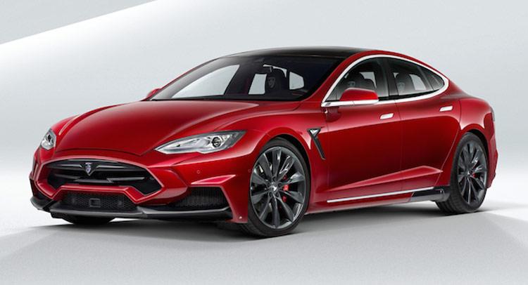 Carscoops Tesla Model S Posts
