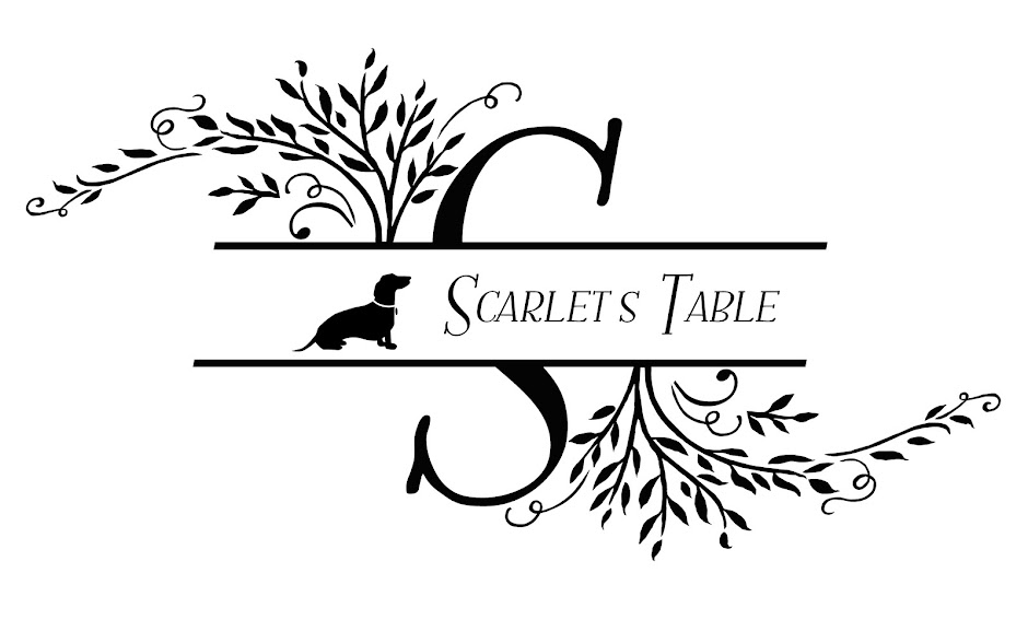Scarlet's Table