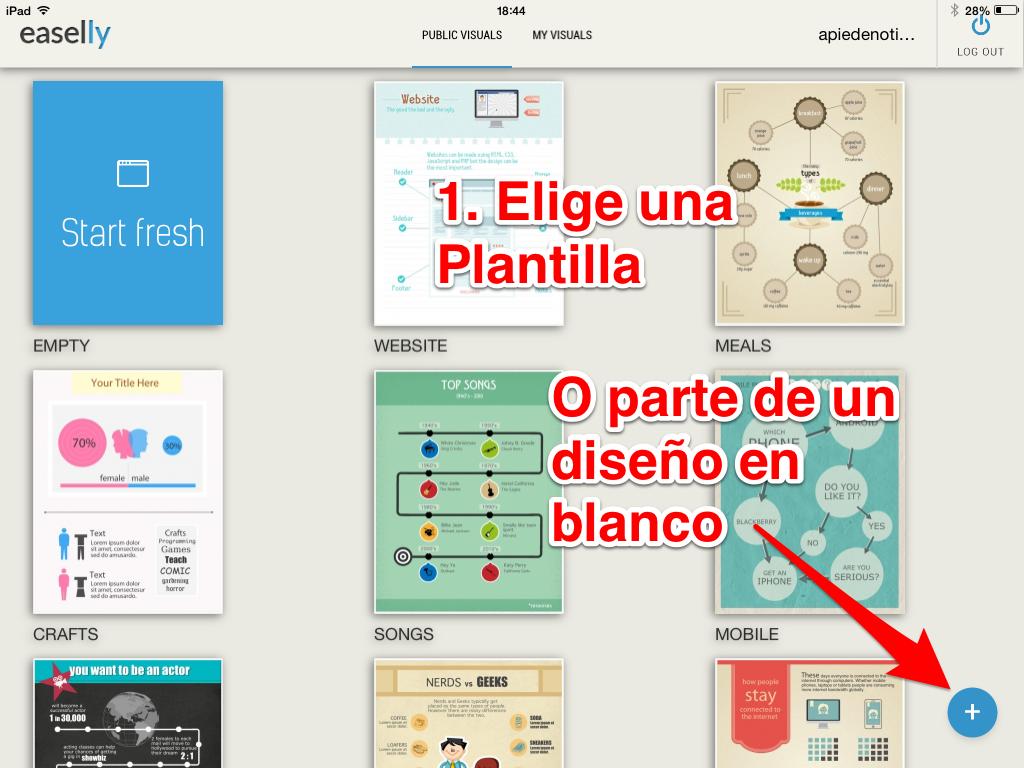 Proyecto infoedugraf as apps para dise ar infograf as en - App para disenar ...