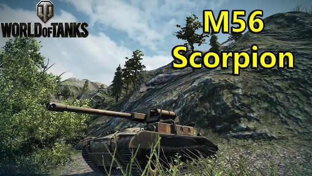 WoT M56 Scorpion Review