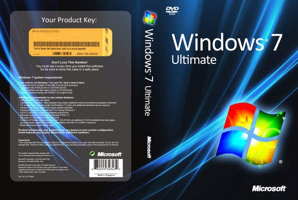 serial key windows 7 ultimate 64 bit