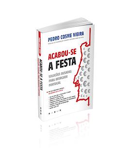 Novo livro de Cosme Vieira