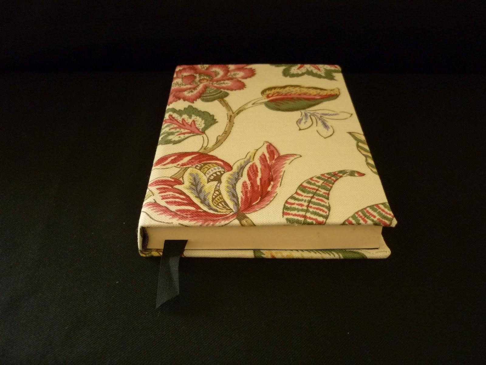 Artesan as leomar cuadernos de papel y tela 2 - Papel y telas ...