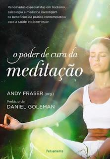 O Poder de Cura da Meditação (organizador - Andy Fraser)