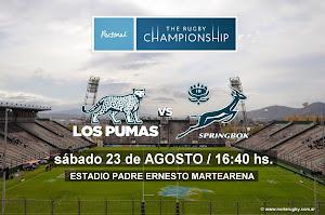 Alentá a Los Pumas en Salta