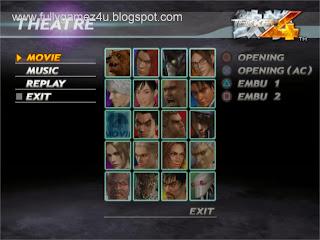 Download Free Tekken 4 Game 100% Working
