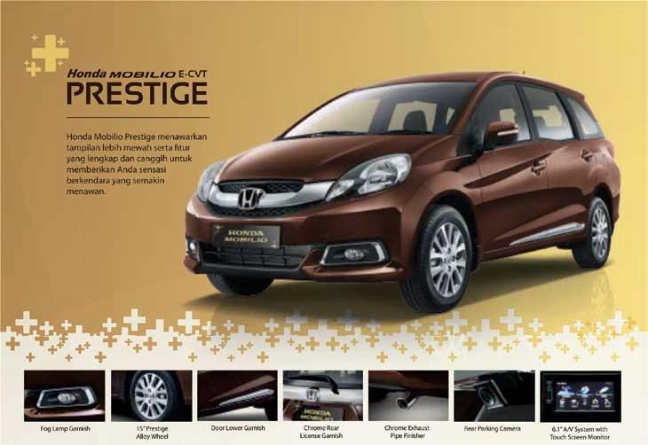 Honda Mobilio Prestige Bandung