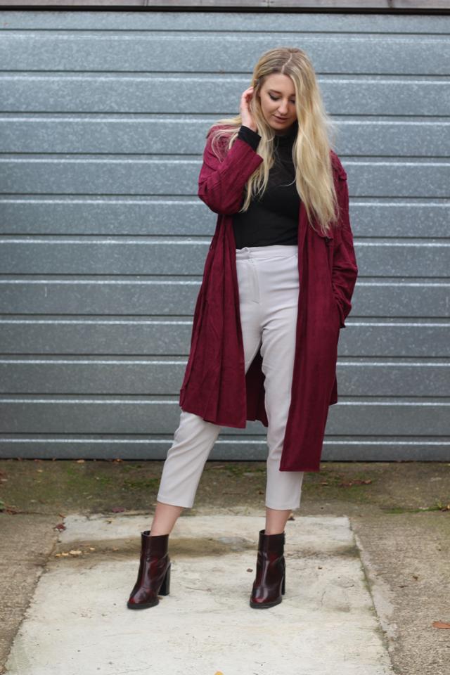 rare london blogger