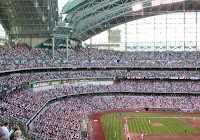 Brewers Home Games June Miller Park