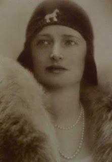 Princesse Friedrich Sigismund de Prusse, née princesse Marie Louise zu Schaumburg-Lippe 1897-1938