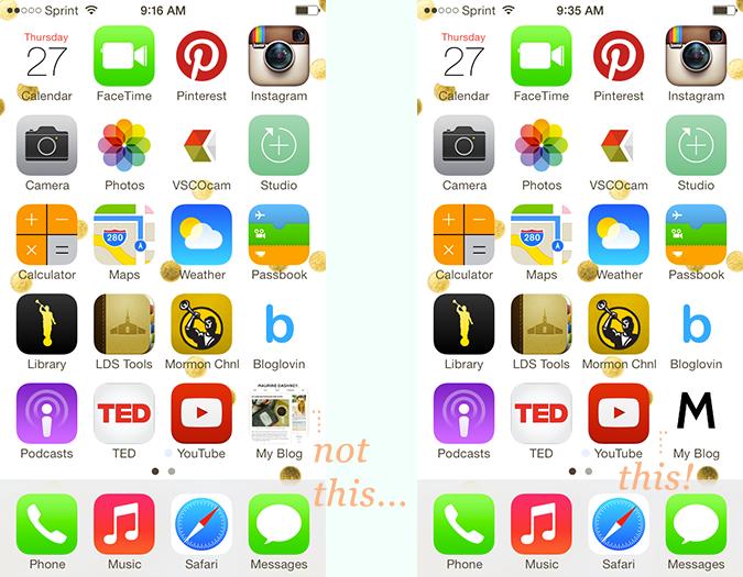 how to add custom artwork on iphone