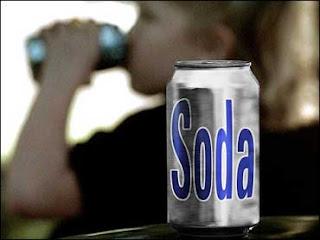 Efek Negatif Minuman Bersoda