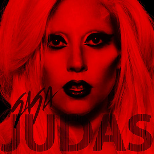 lady gaga judas makeup. make-up. Lady GaGa - Judas