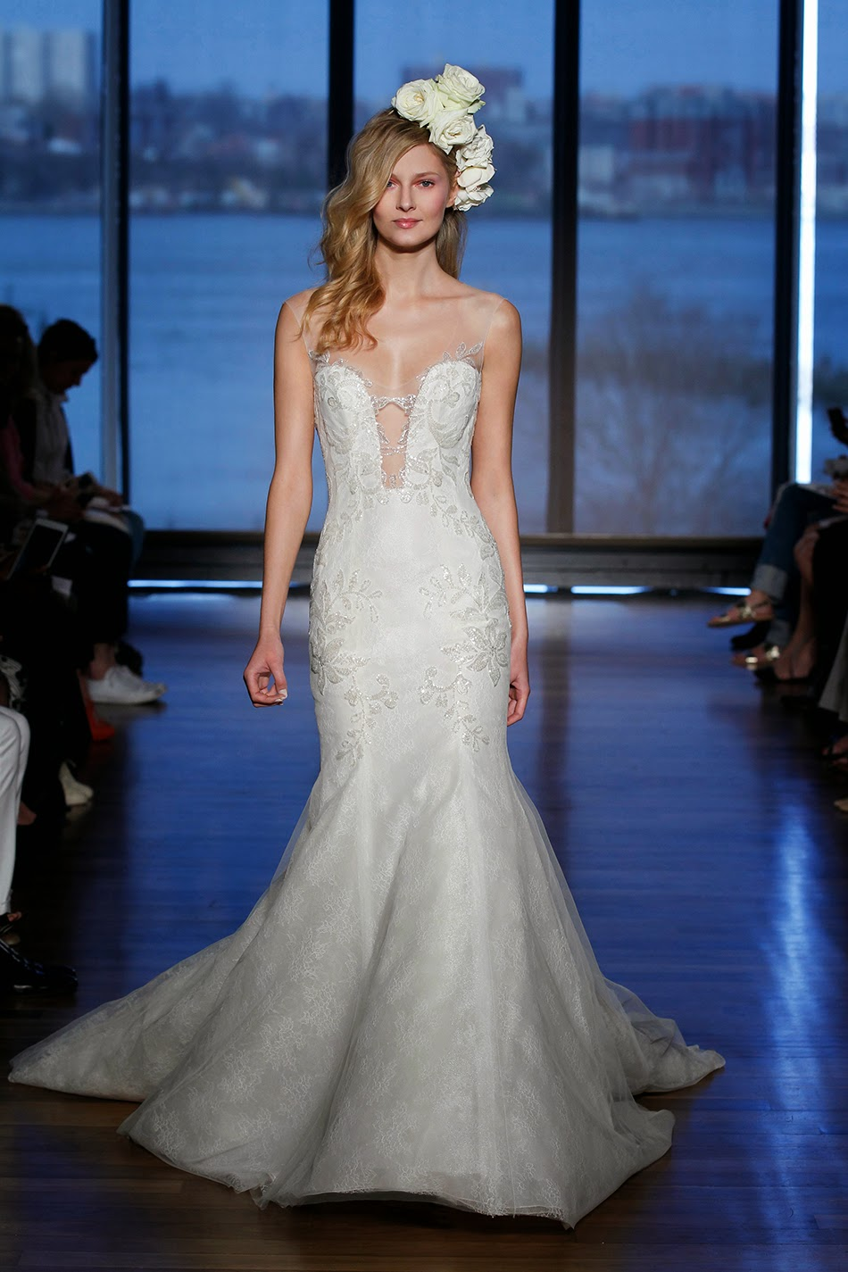 2015 Wedding Dresses: Mermaid Bridal Gowns by Ines di Santo Spring 2015