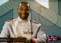Hyperdrive Space Marshal Stewart Clarke