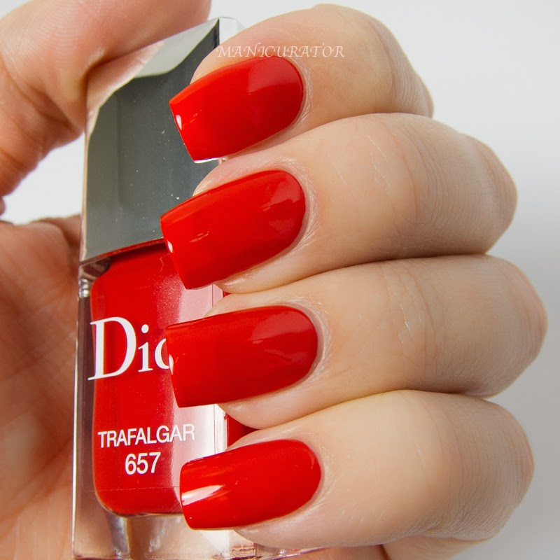 Dior Nail Polish Rouge 999