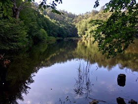 1. Erikli yaylası ücretsiz kamp - Küçük Dipsiz Göl