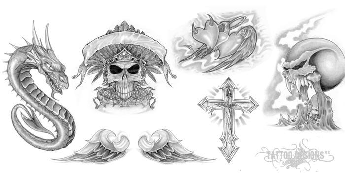 tattoo pics for free. Free Tattoos