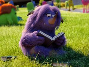Studying Monsters University 2013 animatedfilmreviews.blogspot.com
