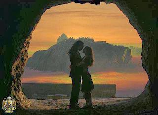 صور رومانسية شوق ولهفه