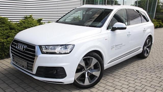 Audi Q7 2015 Polska