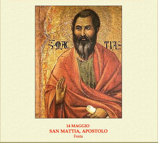 Risultati immagini per san Mattia