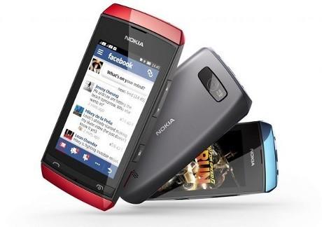 Spesifikasi dan Harga Nokia Asha 305, 306 dan 311
