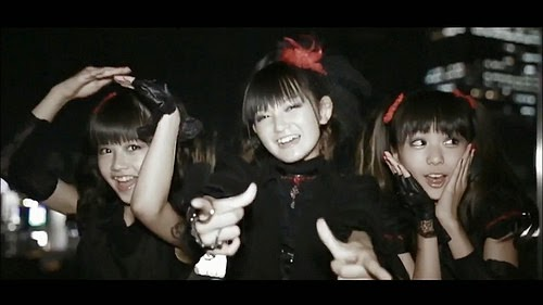 this is babymetal