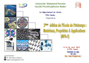 2ème édition de l'Ecole de Printemps