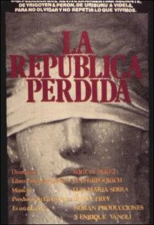 descargar La Republica Perdida – DVDRIP LATINO