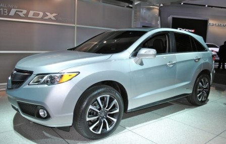 Acura  2012 on Completely Redesigned 2013 Acura Rdx Last Year Sale This Spring Rdx