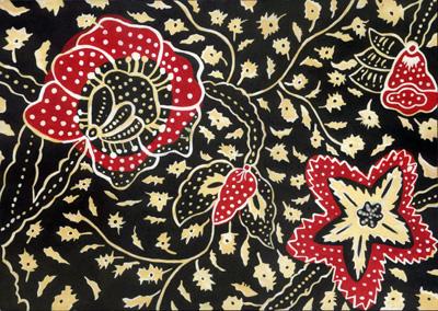 Batik Cap 2 | Semar Batik