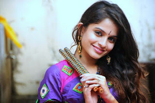 Sheena Shahabadi Latest Photos -  Onset of Navratri Dons Event