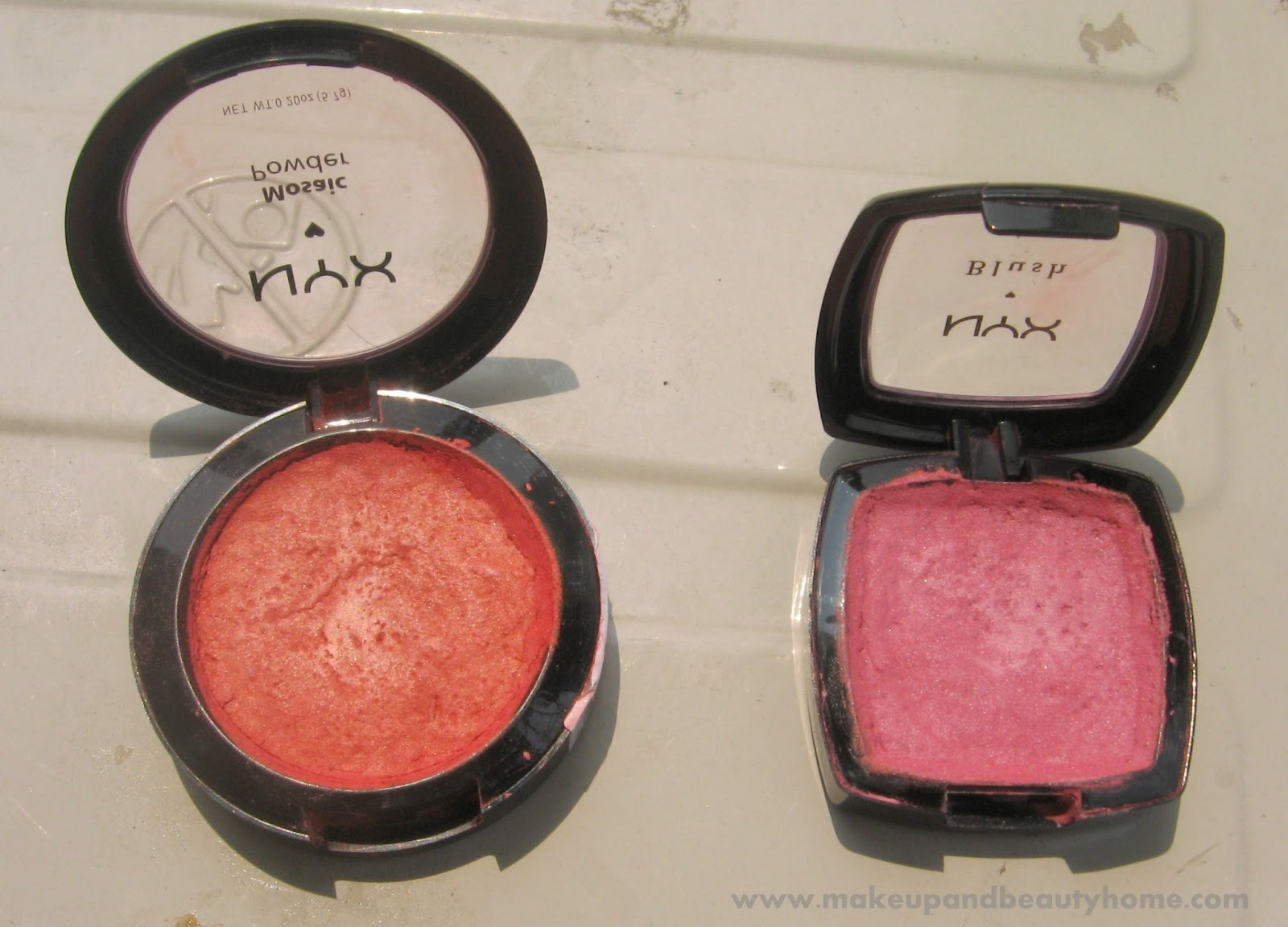 How to Fix Your Broken Baked Blush? ~ 5 Step Photo Tutorial ...