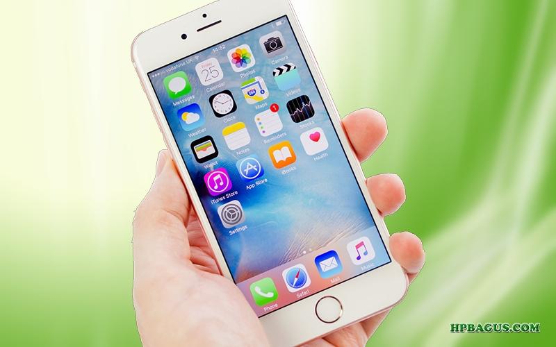 Spesifikasi dan Harga iPhone 6S iOS Apple Smartphone