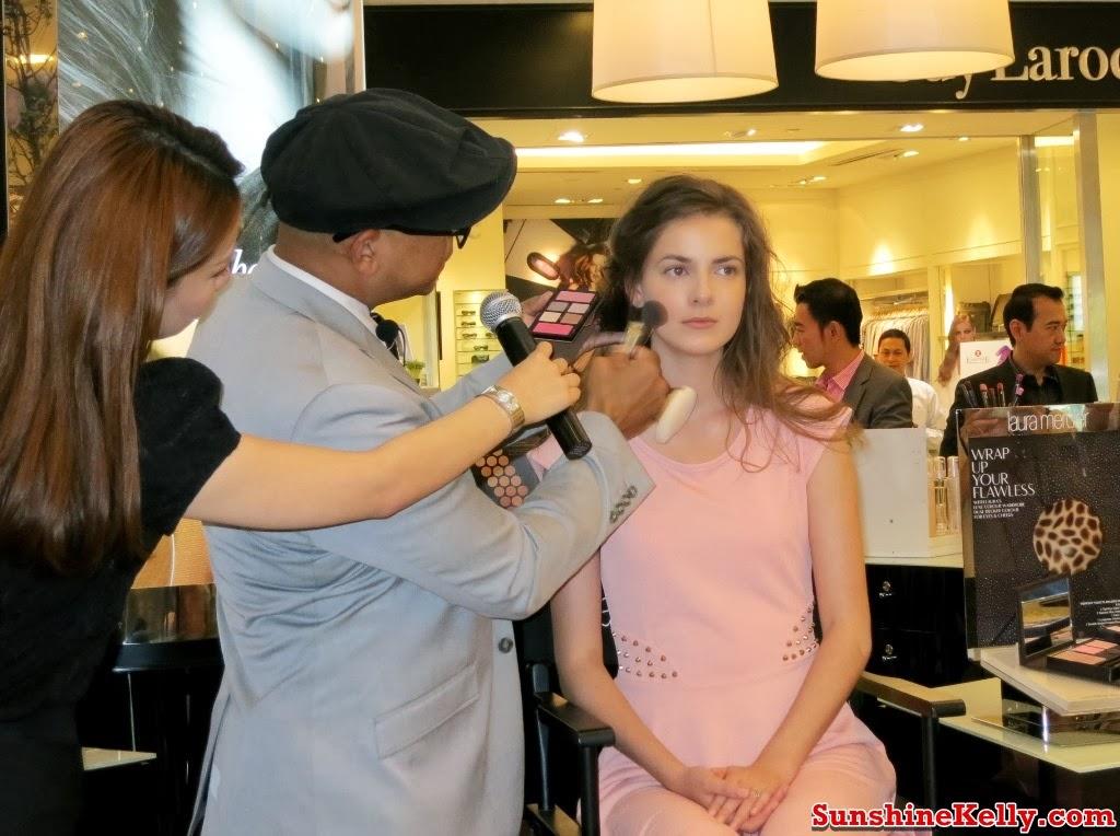 Sunshine kelly beauty fashion lifestyle travel for Laura mercier new york