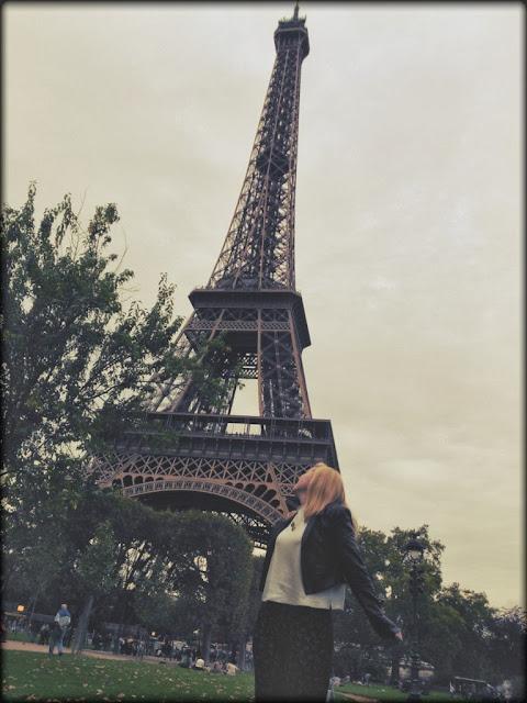 THROWBACK THURSDAY   PARIS