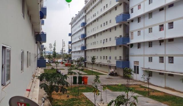 Nhà ở xã hội tại KDC Việt Sing, Thuận An, Bình Dương ảnh 3