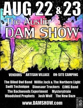 8-22/23 The Austin Dam Show