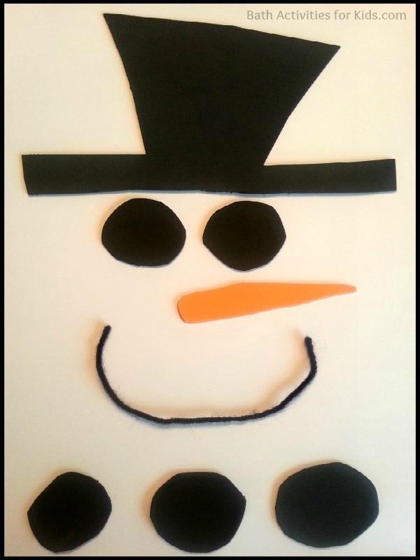 Snowman Carrot Nose Template Snowman carrot nose template