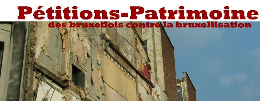 Pétitions-Patrimoine