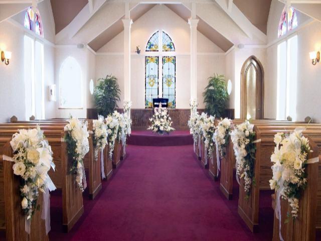 Enfeite De Igreja ~ Pronta Para o Altar Decoraç u00e3o para a igreja