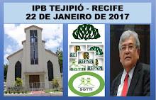 22.01.2017 - IPB TEJIPIÓ