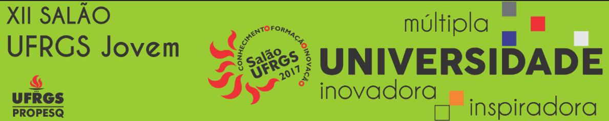 SALÃO UFRGS JOVEM 2017