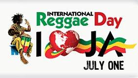 Resultado de imagem para 01 de julho dia internacional do reggae