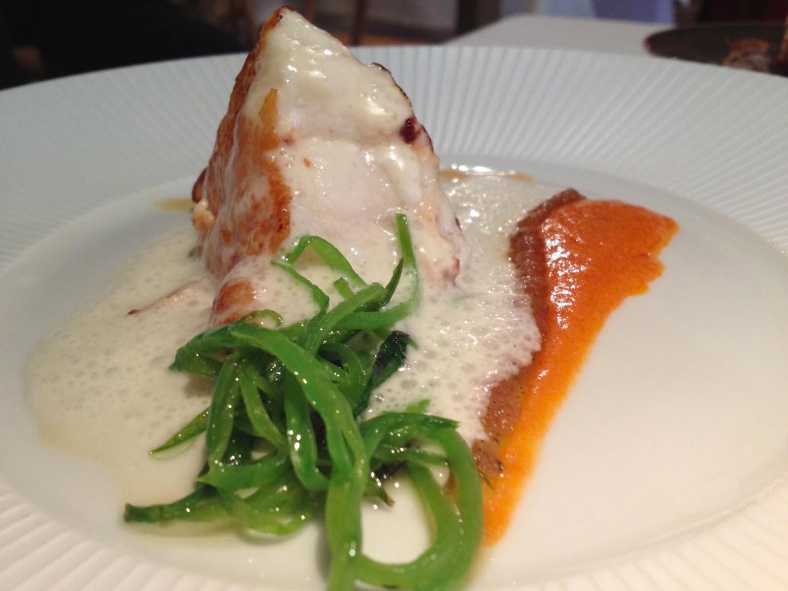 Thelicious food casa marcial asturias for Asturias cuisine