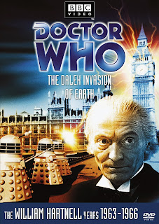 Dalek Invasion of Earth DVD cover